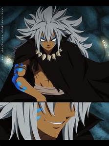 Fairy Tail 435 Human Acnologia by belucen | Daily Anime Art