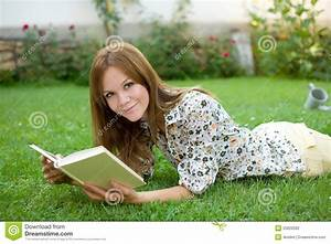 Woman Reading A Book Stock Photography - Image: 20829282