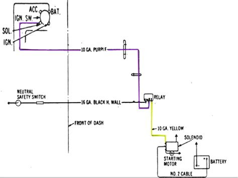 1957 Chevy Neutral Safety Switch Wiring Diagram by Where Is The Neutral Safety Switch On A 1957 Corvette W