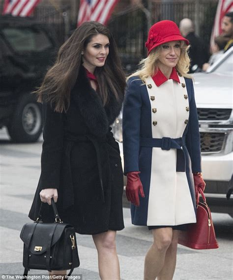 Kelly Anne Conway Gucci Coat