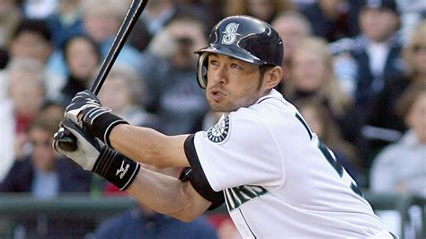 Ichiro Suzuki Of Fame by The Seattle Mariners News Sportspyder