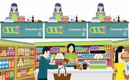 Shopkeeper Clipart Grocery Transparent Hos Webstockreview Departmental