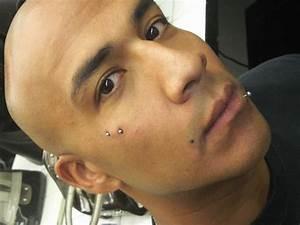 Captivating Eyebrow and Anti-Eyebrow Piercing Photography ...