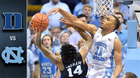 duke  north carolina basketball  stream