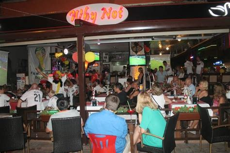 Bild Från Why Not Restaurant & Bar, Alanya