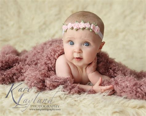 month  posing kari layland mn portrait