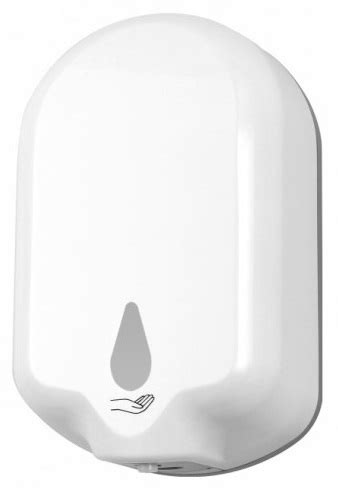 1.1L Auto Hand Sanitizer Gel and Liquid Soap Dispenser