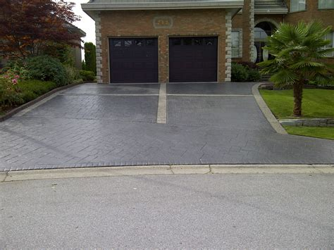 cost of cement driveway sted concrete rochester ny lci