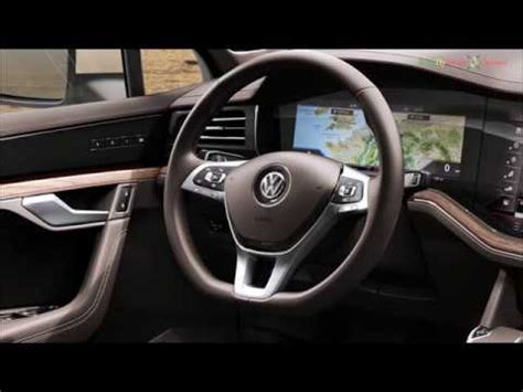 Interni Touareg - auto 2019 new volkswagen touareg interni interior