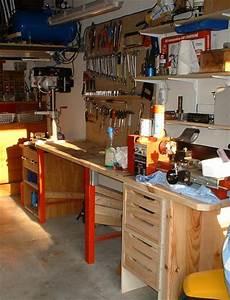 Etabli D Atelier Pas Cher : mon atelier ~ Melissatoandfro.com Idées de Décoration