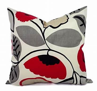 Couch Covers Cushion Pillows Grey Pillow Floral