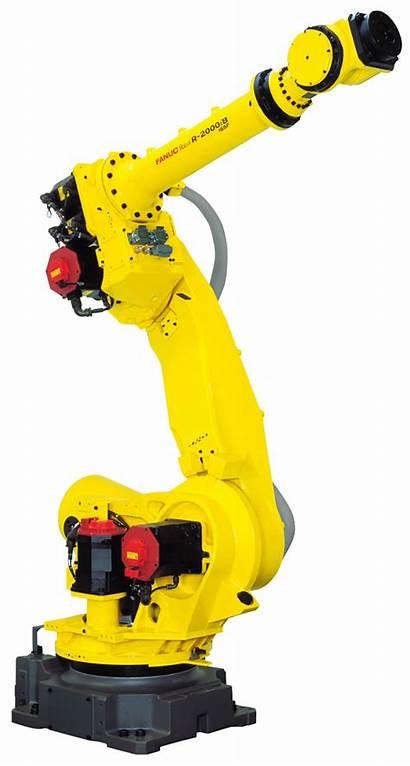 Fanuc Robot Industrial Robots Robotics Automation 2000ib