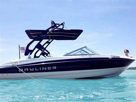 Bayliner Wakeboard Boat by Bayliner Wakeboard Towers Aftermarket Accessories