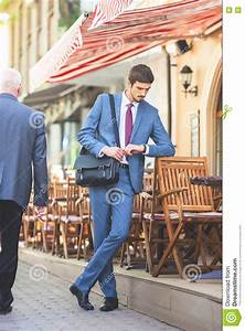 Breakfast time! stock photo. Image of people, businessman ...
