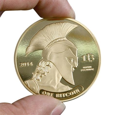Managing transactions are carried out collectively by the network. The US Armor Knight Bitcoin Commemorative Coins Coin ...