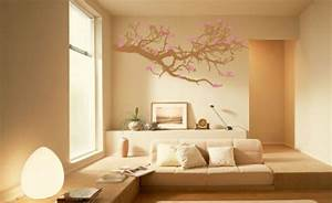 Feng Shui Wandfarben : wandfarbe eierschalenfarben zarte farbnuancen f r ihre wandgestaltung ~ Markanthonyermac.com Haus und Dekorationen