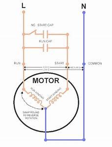 Dayton Motor Wiring Diagram