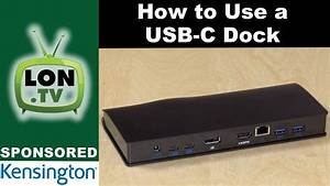 Thinkpad Usb C Dock Manual