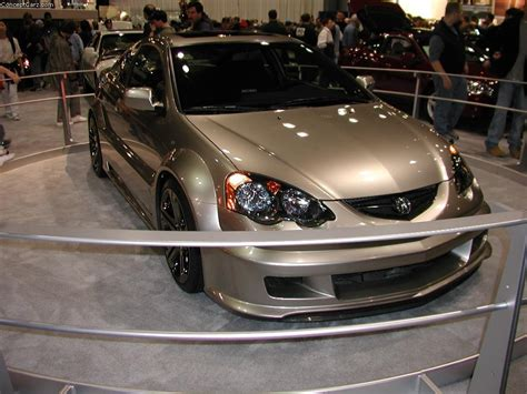 Acura Rsx Modified by 2002 Acura Rsx Modified Image