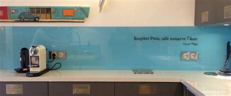 crédences de cuisine en verre laqué sur mesures verre laqué sur mesure couleurs au choix professionnel