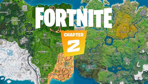 fortnite chapter   map bigger    map
