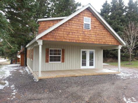 loft cottage bunkiesca bunkies cottages cabins prefabricated homes