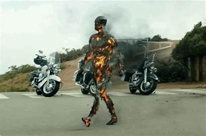 Terminator Trailer Robot Training Franchise Familiar Brings