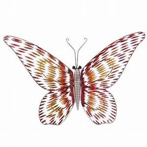Wanddeko Für Draußen : metall wanddeko schmetterling in versch farben butterfly f r drinnen u drau en ebay ~ Eleganceandgraceweddings.com Haus und Dekorationen