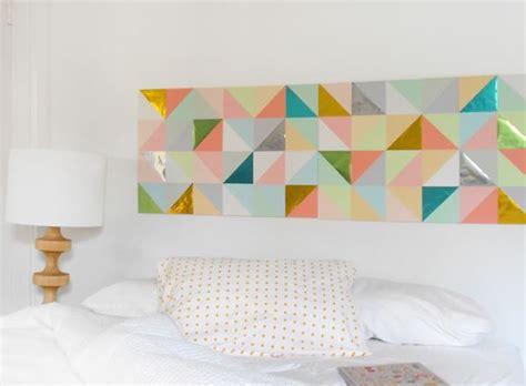 comment peindre une chambre en deux couleurs 5 idées de tableau décoratif fait