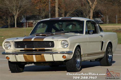 1966 Mustang Shelby Gt350h Fastback
