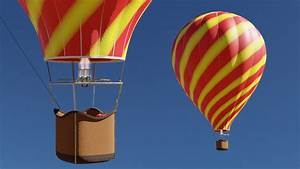 How Does A Hot Air Balloon Work  Buoyancy In Gases