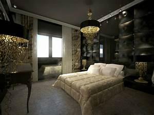 comment adopter le lustre baroque dans l39interieur de With chambre a coucher baroque