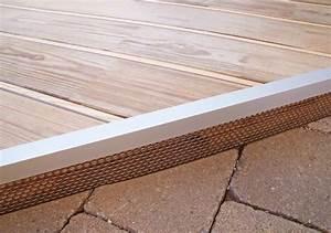 alpha wing verlegesystem design variationen fur balkon With feuerstelle garten mit balkon holzboden verlegen