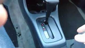 HOW TO REMOVE CENTER CONSOLE 1998 HONDA CIVIC - YouTube