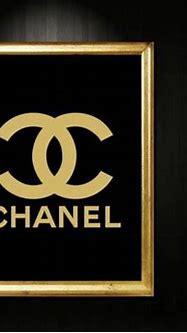 Chanel Sign Printable Gold Chanel Logo Gold Chanel Print