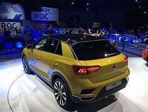 Volkswagen T Roc Lounge : le volkswagen t roc fait son entr e parmi les suv urbains ~ Medecine-chirurgie-esthetiques.com Avis de Voitures