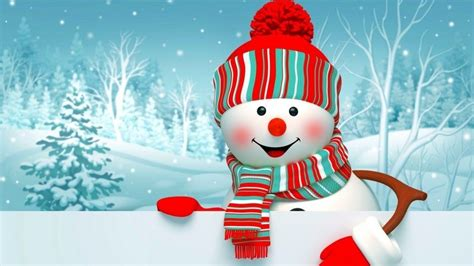 Animated Snowman Wallpaper - wallpaper snowman