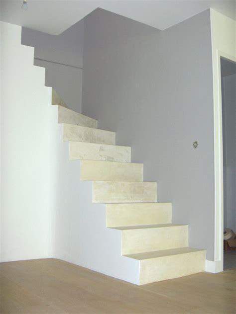 un escalier en b 233 ton cir 233 blanc pictures to pin on