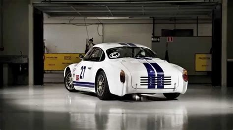 karmann ghia race car karmann ghia de corrida youtube