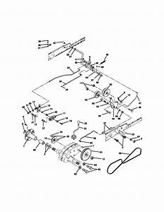 Craftsman Model 917273090 Lawn  Tractor Genuine Parts