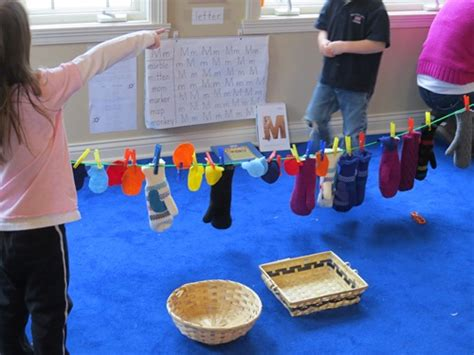 preschool clothing theme at play with mittens like the three kittens teach 338