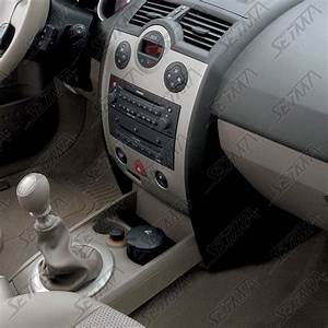 Autoradio Megane 2 : support autoradio 1 din 2 iso renault megane ii ~ Melissatoandfro.com Idées de Décoration