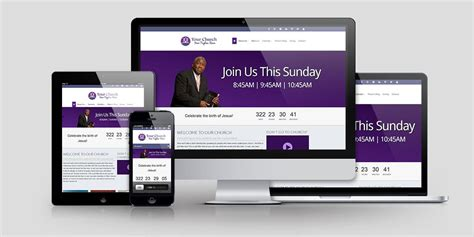 church website design build a church website you can be proud of
