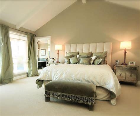 green bedroom decor photos