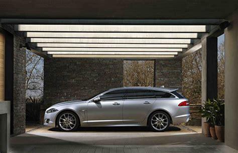 jaguar land rover explore  designs  station wagon