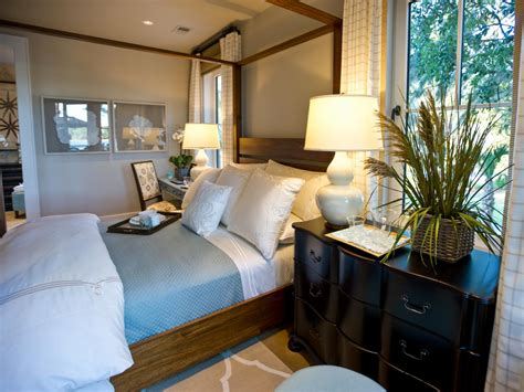 Coastal Master Bedroom Photos Hgtv