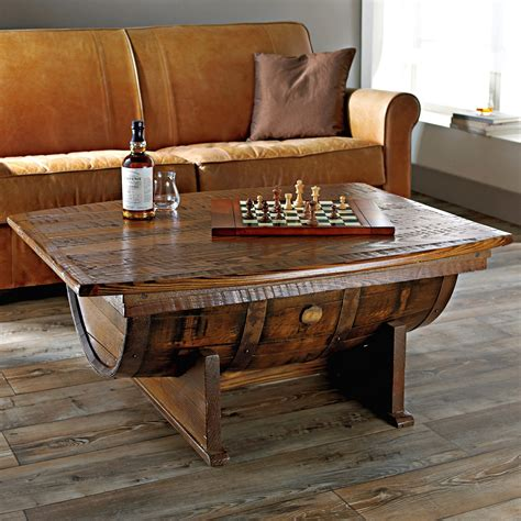 furniture ideas for small living room 8 stunning uses for wine barrels