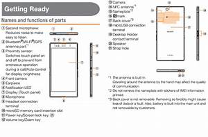 Xperia Z Ultra Sgp412 Passes Through Fcc  Pictures And