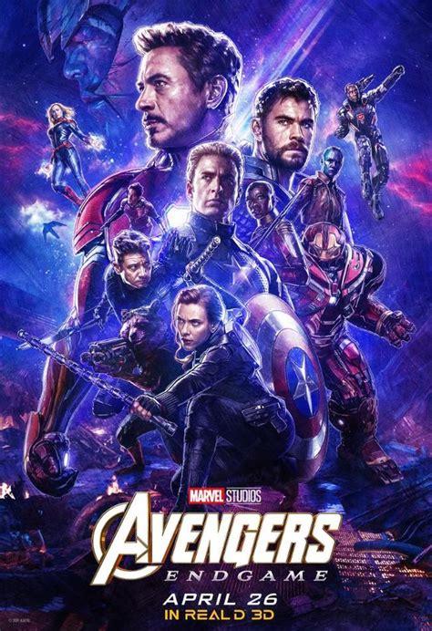 avengers endgame posters unite earths mightiest heroes
