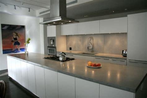 Arbeitsplatte Küche Betonoptik by Arbeitsplatte Mit Betonoptik K 252 Chenarbeitsplatten Aus Beton